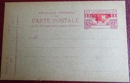 Carte Postale Pré Affranchi Timbre Imprimé - Exposition Internationale Des Arts Décoratifs Modernes 1925 - Poste & Facteurs