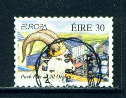 IRELAND  -  1998 Europa  30p Self Adhesive Used As Scan - 1949-... Republic Of Ireland