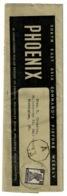 Ref 1310 - WWII India Censored Phoenix Magazine Wrapper - Calcutta To Birmingham - India