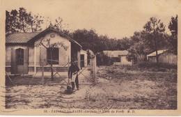 TAUSSAT LES BAINS - Coin De Forêt - Autres Communes