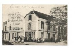 Sens (89) - Environs - Paron - A La Renommée De La Galette - Sens