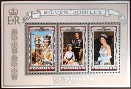 Penrhyn 1977 Silver Jubilee MNH - Penrhyn