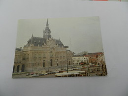 Cp  Roubaix   L Hotel  De Ville - Roubaix