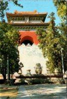 China Dingling Ming Tombs 1993 - China