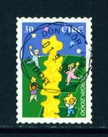 IRELAND  -  2000 Europa  30p Self Adhesive Used As Scan - 1949-... Republik Irland