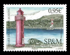 St. Pierre And Miquelon 2018 Mih. 1303 Lighthouse L'Ile-aux-Marins MNH ** - Unused Stamps