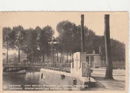 Vilvorde , Vilvoorde ,  Pont Brulé , Monument Au Caporal Trazegnies Gedenkteeken Aan Kaporaal Trazegnies - Vilvoorde