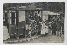 FETE FORAINE: Marchand De Frites Ambulant - Spectacle