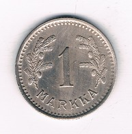 1 MARKKA  1930  FINLAND /4883/ - Finlande