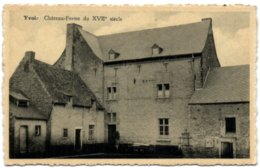 Yvoir - Château-Ferme Du XVIIe Siècle - Yvoir