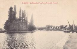 Côte-d'Or - Dijon - Le Bassin (vue Prise De L'avenue De L'Arsenal) - Dijon