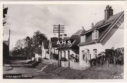 Perthshire;High Road. Caputh. J.B. White Real Photo Postcard. - Perthshire