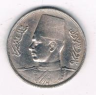 10 MILLIEMES  1938 EGYPTE /4898/ - Egypte