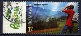 Roumanie - Rumänien - Romania 2010 Y&T N°5451 - Michel N°6459 (o) - 1,60l Paysage Des Carpates - 1948-.... Repúblicas