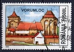Roumanie - Rumänien - Romania 2002 Y&T N°4749 - Michel N°5652 (o) - 10500l Vorumloc - 1948-.... Repúblicas