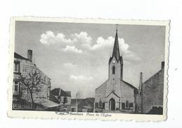 Haut-Fays - Place De L'église - Edit M.J. Adam - Photo Dessart - SUPER - Daverdisse
