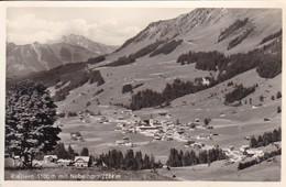 AK Riezlern Mit Nebelhorn - Kl. Walsertal - 1951  (42010) - Kleinwalsertal