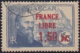 Madagascar 1940-1960 - N° 263 (YT) N° 279 (AM) Oblitéré. - Madagascar (1889-1960)