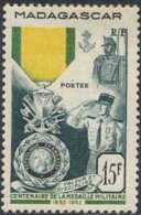 Madagascar 1940-1960 - N° 321 (YT) N° 334 (AM) Neuf *. - Madagascar (1889-1960)