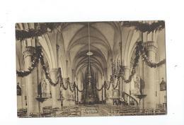 Haut-Fays - Intérieur De L'église Décoré - Edit. Thiry - Circulé 1930 - SUPER - Daverdisse