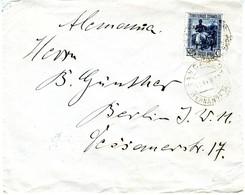 SOBRE 1932 SAN CARLOS GOLFO DE GUINEA  Hasta Berlin EL 455 - 1931-Hoy: 2ª República - ... Juan Carlos I