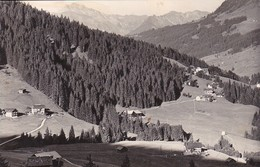 AK Kleinwalsertal - Riezlern - Schwende - Klinik Dr. Backer Mit Nebelhorn - 1955 (42014) - Kleinwalsertal