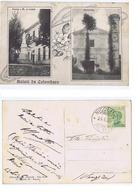 COLOMBARO ( FORMIGINE / MODENA ) SALUTI - VEDUTINE - EDIZ. GARIBALDI - 1926 (3312) - Modena