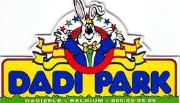 Sticker Dadi Park  Dadizele Belgium  Pretpark    I 3246 - Aufkleber