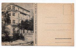 1950s YUGOSLAVIA, CROATIA, HOTEL DINARA, ILLUSTRATED POSTCARD, NOT USED - Yugoslavia
