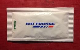 Sugar Bag, Full- Air France. Saint Louis Sucre. - Sugars