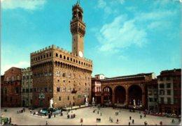 Italy Firenzi Piazza della Signoria