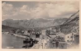"M08253 ""KOTOR""PORTO - CART. ORIG. NON SPED. - Montenegro"