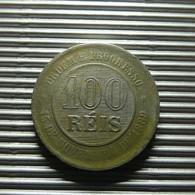 Brazil 100 Reis 1897 - Brazil