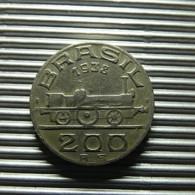 Brazil 200 Reis 1938 - Brazil