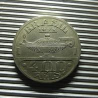 Brazil 400 Reis 1936 - Brazil
