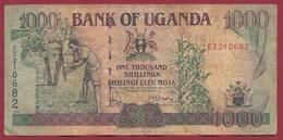 Ouganda 1000 Shillings 1994 Dans L 'état (1) - Uganda