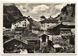 Splügen - Dorfpartie - GR Grisons