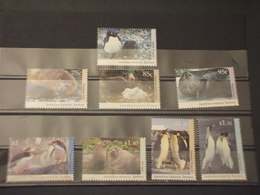 ANTARTICO AUSTRALIANO - 1992/3 PINGUINI 5 + 3 VALORI - NUOVI(++) - Unused Stamps