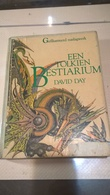 EEN TOLKIEN BESTIARIUM: David DAY – Geillustreerd Naslagwerk – 288 Pgs (22x28 Cent) - Illustrated Reference Work - Woordenboeken