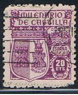 (E 874) ESPAÑA // YVERT 732 //  EDIFIL 980 //  1944 - 1931-Today: 2nd Rep - ... Juan Carlos I