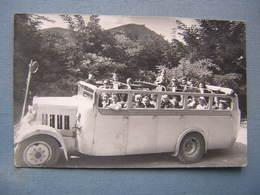 CARTE PHOTO - AUTOBUS - Buses & Coaches