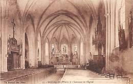BREZOLLES - Intérieur De L'Eglise - Très Bon état - France