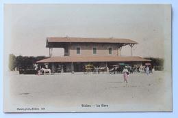 La Gare, Biskra, Algerie, Afrique / Algeria, Africa - Algeria