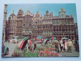 La Maison Du ROI & Grand Place / Broodhuis En Grote Markt ( Thill > 704 & 701 ) Anno 19?? ( Voir Photo ) 2 CP / PK ! - Multi-vues, Vues Panoramiques