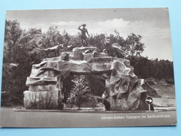 SAFARI-INN Tüddern Löwen Safari ( Inh. H. Rosenberg / B. Korr ) Anno 1965 ( Voir Photo ) ! - Heinsberg