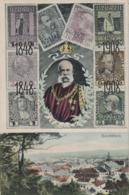 Kaiser Franz Josef ..-alte Karte    (ke_01021  ) Siehe Scan - Königshäuser