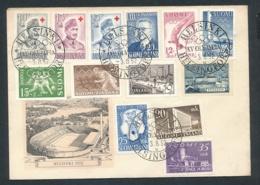 Finnland Stempel- Beleg   (oo4427  ) Siehe Scan - Briefe U. Dokumente