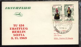 Interflug-Erstflug-Bf. Berlin-Sofia 5.11.1969 - Ohne Zuordnung