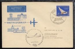 Interflug-Erstflug-Bf. Berlin-Belgrad 5.4.1960 - Ohne Zuordnung