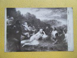 PARIS. Le Musée Du Palais Des Beaux Arts. Faust Par Fantin Latour. - Museen